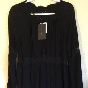 Zara size small boho dress
